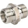 Stainless steel male stud coupling GES-BSP