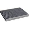 Activated carbon internal filter