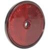 Refleks, rund med hul, Ø60 mm
