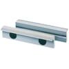 Magnetiske skruestikkæbe beskyttere aluminium