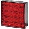 LED - tågebaglygte, Valuefit