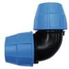 PE-koppeling knie PEx PE Supreme S16