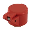 Bracket for Quick release coupling male, type SKP9-PVC