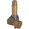 "3/2 NC messing 1/8""-1/4"" lucht/water, direct werkend ESV 107.. serie"