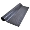 Rubber floor mats for cabs