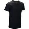 M02D033B T-shirt 2-pak, zwart