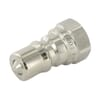 Quick release coupling HNV-M5 male BSP Stainless steel