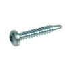 DIN 7504NT self-drilling screws with Torx raised head, zinc-plated