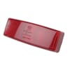 Marker light rectangular, 12V, red, bolt on, 110x25x40mm, Hella