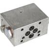 Cetop 03 transfer valve