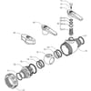 Spare parts for 4551440 X . . ( 2-way) - Arag