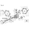 Ersatzteile passend für Bertolini Poly2250-2260