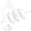 +Vogel & Noot TerraTop harrow — shares for spiral spring tines