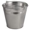 Galvanized bucket