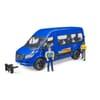 U02670 MB Sprinter Transfer mit Fahrer und Beifahrer