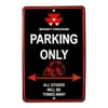Parking Signs Massey Ferguson