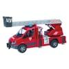 U02532 MB Sprinter brandweerladderwagen