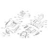 Karosserie für ALKO TYP PowerLine T13-102SP