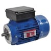 Electric motor B14 flange mounted small 4 poles 230V (1500 rpm)