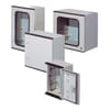 Plastic enclosures KS, with viewing window