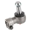 Tie rod end with internal thread and clamp - short