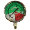 Sprayers - Automatic control - Arag - Pressure gauge, Downward connection