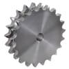 "Kettingwielen voorgeboord - BS / DIN 8187 - Duplex 1"" x 17,02mm"