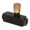 2-way flow control valve type FT