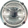 Headlamp round - built in