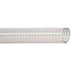 PVC Saug- und Druckschlauch mit verzinkter Stahlspirale - Dungflex