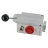 2-way flow control valve type VPR 2U