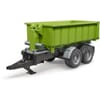 U02035 trailer with hook-arm system