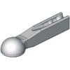 Ball coupling 80 mm towing eye