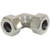 Stainless steel male stud elbow WV