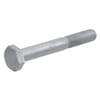 DIN 931 hexagonal head bolts, metric 8.8 thermally zinc-plated, suits ISO