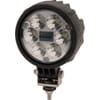 Work light LED, 25W, 2000lm, round, 10/30V, Ø 117mm Deutsch plug, Spot beam, 6 LED's, Kramp