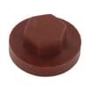Protection cap for hexagon screws with neopene wascher DIN 7504 en 7976 key width 3/8