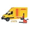 U02534 MB Sprinter DHL with pallet truck