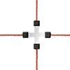 +AKO strand clip strand cross connector