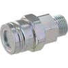 "3/8 Male Brake Coupling 1/2"" BSP"