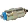 Inj. pump fuel cut-off valve