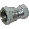 Adaptor swivel FFBM BSP/Metric