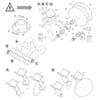 Amazone / BBG Catros Version 1 Arms/Disc/bearing