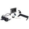 TFT-LCD-värinäyttö enintään neljälle kameralle