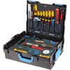 1100-02 Electrician's tool kit in Gedore L-boxx® 136, 36-piece