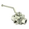 +Ball valve BSP thread KH 3 KSR..N - Kramp Markkinat