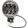Headlight LED, round, 177xKramp