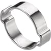 Hose clamp with 2 pinch ears stainless steel
