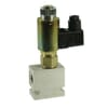 Inline valves 2/2 - N.O. 2-directions EW10