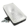Work light Halogen, 55W, rectangular, 12V, white, 195x82.5x119mm, Hella